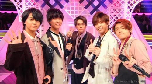 【キンプリ】Mステ出演!ピンクの衣装・ステージに感激!!(2019年6月14日)