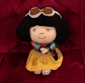 King&Prince(キンプリ)永瀬廉出演『俺のスカート、どこ行った?』のぶお人形