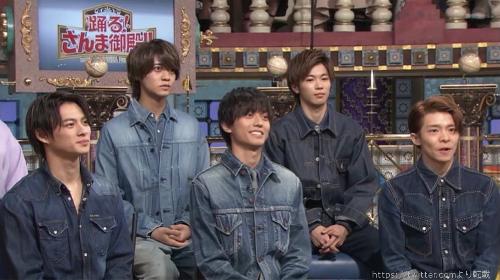 King&Prince(キンプリ)メンバー全員出演「踊る!さんま御殿」