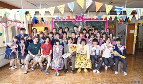 King&Prince(キンプリ)永瀬廉出演『俺のスカート、どこ行った?』最終回・クランクアップ 卒業式
