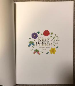 King&Prince(キンプリ)2019コンサートツアー パンフレット1