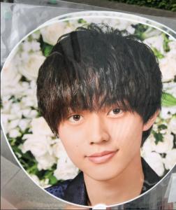 King&Prince(キンプリ)2019コンサートツアーグッズ うちわ永瀬廉 表