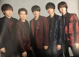 King&Prince(キンプリ)2019コンサートツアーグッズ ポスター