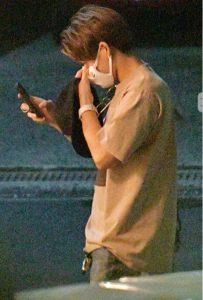King&Prince(キンプリ)平野紫耀 7月下旬「小栗会」参加2