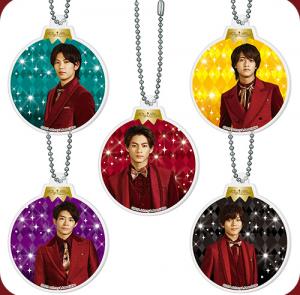 King&Prince(キンプリ)セブンイレブン クリスマス限定グッズ アクリルオーナメント