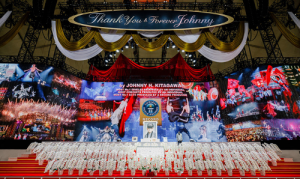 ジャニーズ事務所社長 ジャニー喜多川 ジャニーさん 東京ドーム「お別れ会」