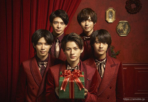 King&Prince(キンプリ)セブンイレブン2019 クリスマスケーキ・クリスマス限定グッズ