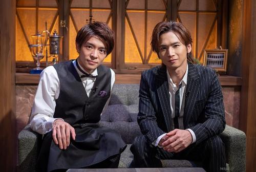 King&Prince(キンプリ)岸優太 NHK『密会レストラン』MC  堂本光一と密会トーク