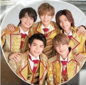 King&Prince(キンプリ) 2019-2020カウコンうちわ