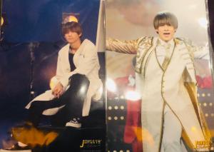 King&Prince(キンプリ)平野紫耀・永瀬廉・髙橋海人 ジャニアイ2020 ステフォ第三弾 平野紫耀
