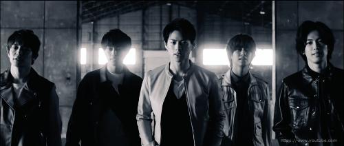King&Prince(キンプリ)5シングル『MazyNight』MV公開