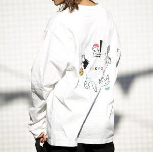 King&Prince(キンプリ)平野紫耀 未満警察第3話 ロンT マツモトセイジ フリークスストア
