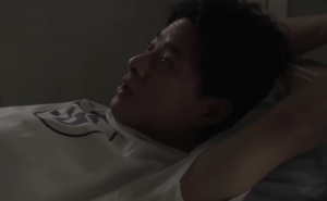 King&Prince(キンプリ)平野紫耀 未満警察第1話 Tシャツ姿