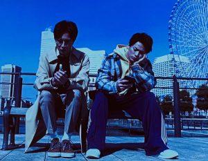 King&Prince(キンプリ)平野紫耀 未満警察第2話 スニーカー