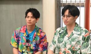King&Prince(キンプリ)平野紫耀 未満警察第5話 Tシャツ