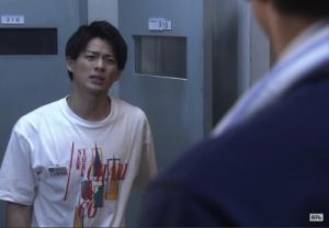 King&Prince(キンプリ)平野紫耀 未満警察第8話 Tシャツ③