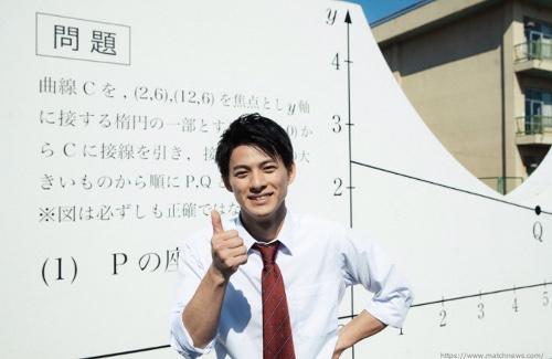 King&Prince(キンプリ)平野紫耀 ビタミン炭酸『MATCH』CM 「KAWAKI午後」篇