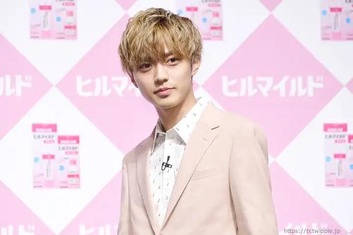 King&Prince(キンプリ)永瀬廉 ヒルマイルドクリーム 単独CM