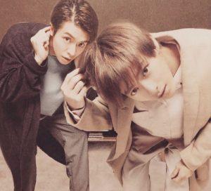 King&Prince(キンプリ)コンビ・ペア きしひら(岸優太×平野紫耀)2