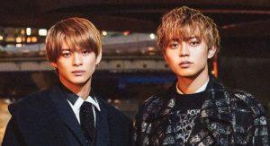 King&Prince(キンプリ)コンビ・ペア しょうれん(平野紫耀×永瀬廉)1