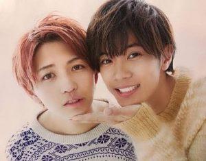 King&Prince(キンプリ)コンビ・ペア じぐいわ(神宮寺勇太×岩橋玄樹)1