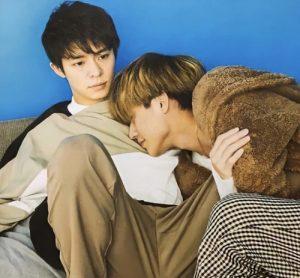 King&Prince(キンプリ)コンビ・ペア きしれん・きてぃれん(岸優太×永瀬廉)2