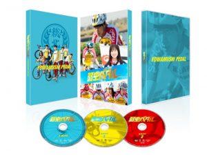 King&Prince(キンプリ)永瀬廉 主演映画『弱虫ペダル』豪華版DVD・Blu-ray