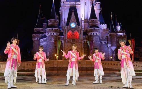 King&Prince(キンプリ) 紅白歌合戦2020 ディズニーメドレー
