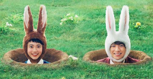 King&Prince(キンプリ)平野紫耀&杉咲花 『Hulu』新CM2