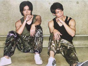 King&Prince(キンプリ)コンビ・ペア Wゆうた(岸優太×神宮寺勇太)