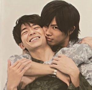King&Prince(キンプリ)コンビ・ペア Wゆうた(岸優太×神宮寺勇太)2
