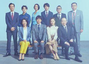 ジャニーズ出演 2021春ドラマ 『特捜9 season4』井ノ原快彦