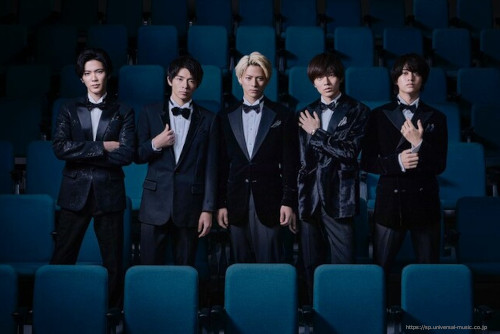 King&Prince(キンプリ) 3rdアルバム「ReSense」ジャケット