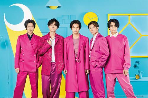 King&Prince(キンプリ) 8thシングル『恋降る月夜に君想ふ』発売